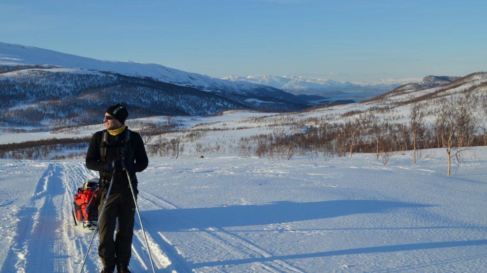 100 km so sánkami v arktickej divočine alebo ako chutí nórsky friluftsliv 2