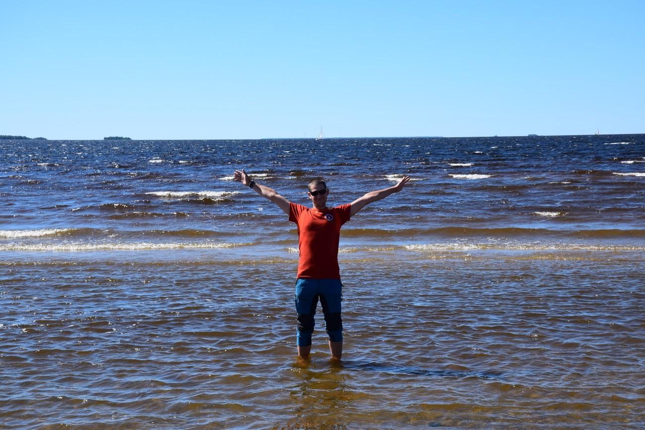 S Devoldem do země tisíce jezer 13