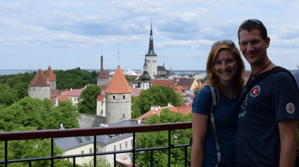Estonsko v pěti dnech 2