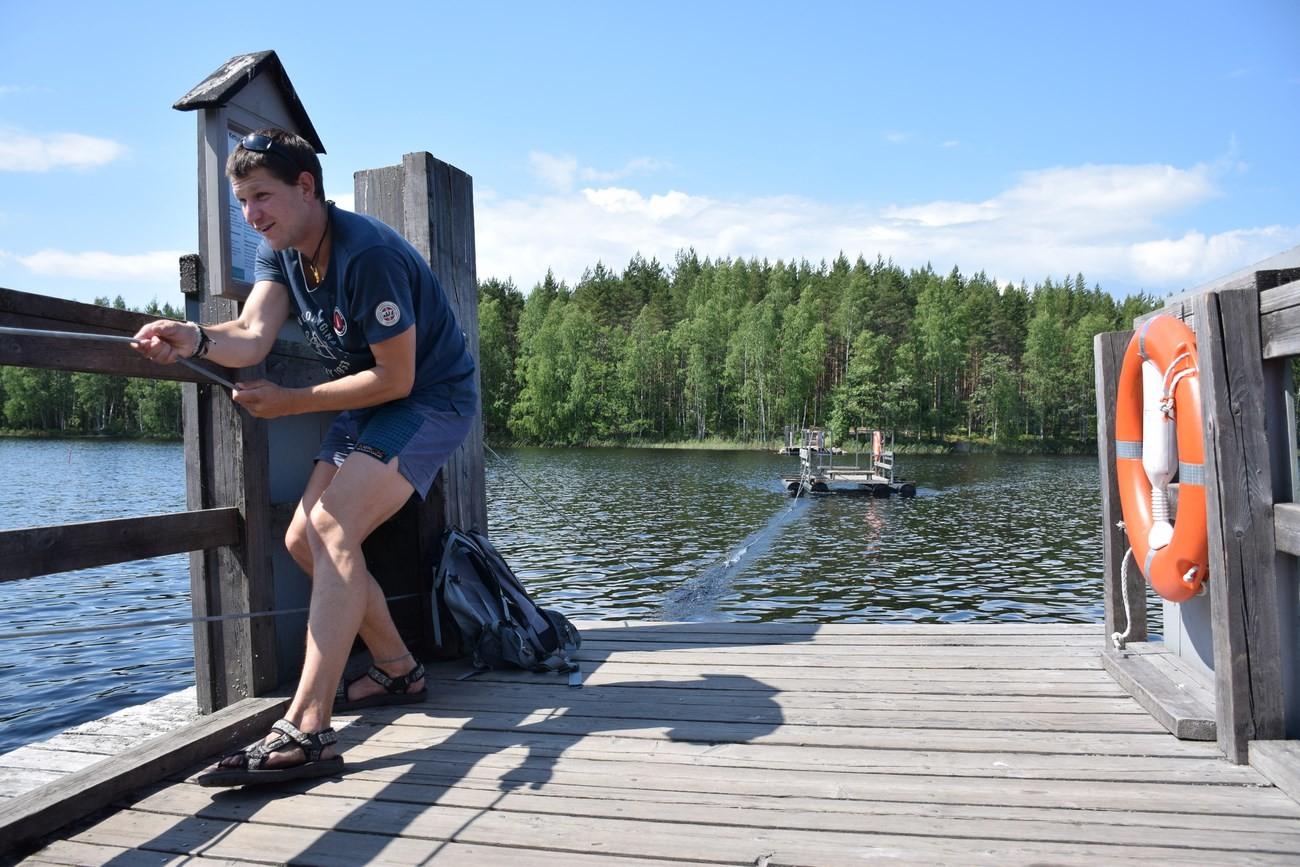 S Devoldem do země tisíce jezer 11