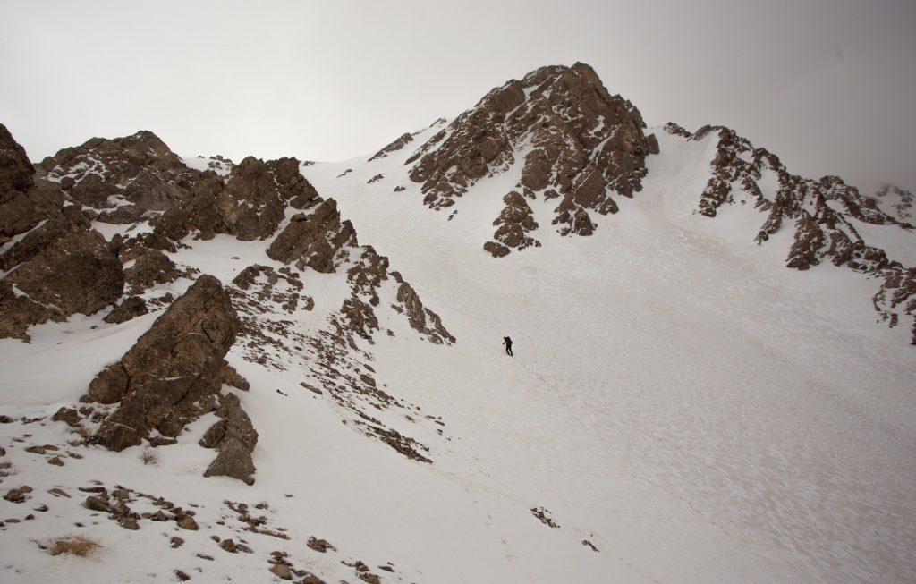 Na nejvyšší horu Íránu s Norskou módou 6