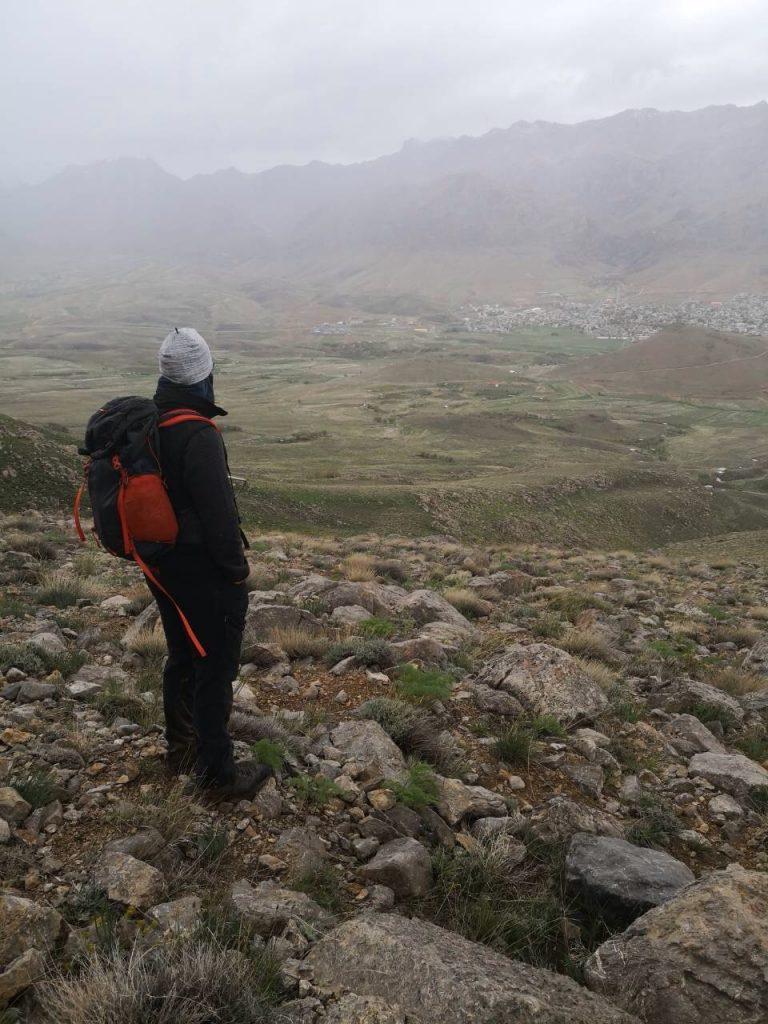 Na nejvyšší horu Íránu s Norskou módou 8