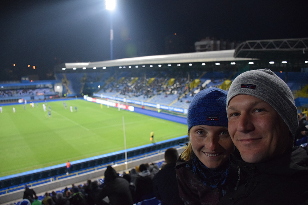 S Devoldem v Bosně a Hercegovině 14