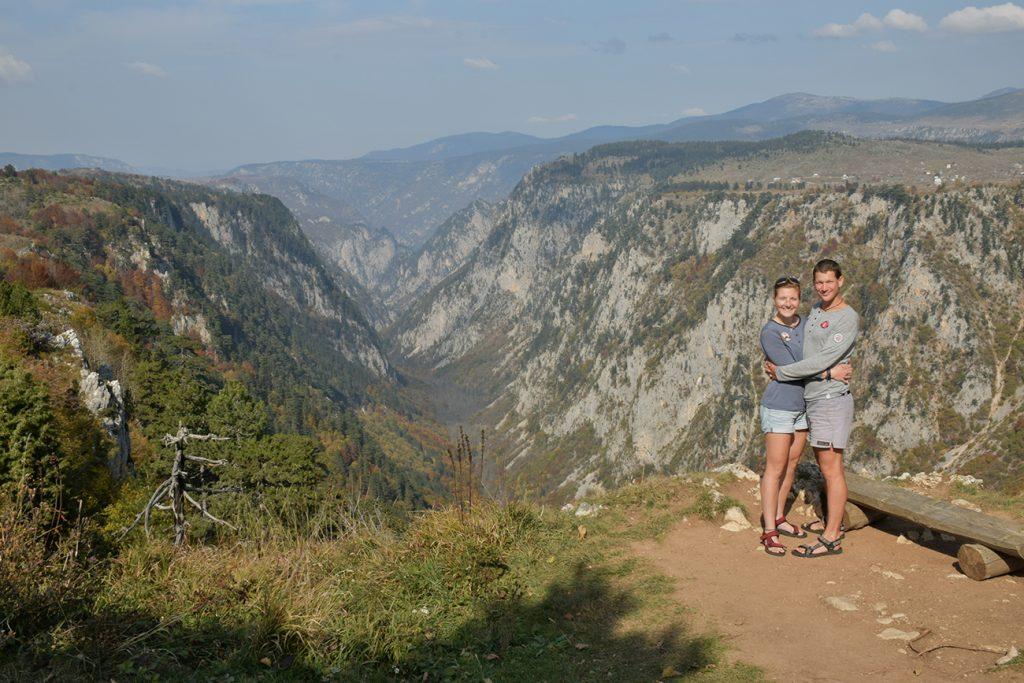 S Devoldem v Černé Hoře 6