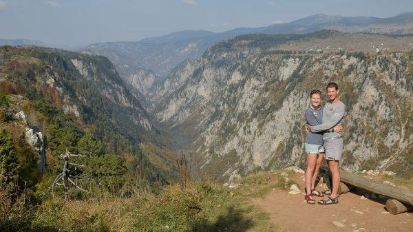S Devoldem v Černé Hoře 2
