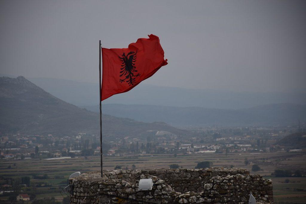 S Devoldem v Albánii 7